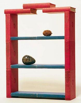 special designed bookshelf