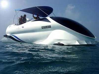 high technology yatch