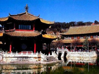 Cuihu Park, Kunming, Yunnan