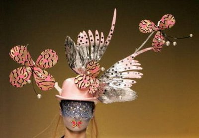 flora and fauna theme fashion