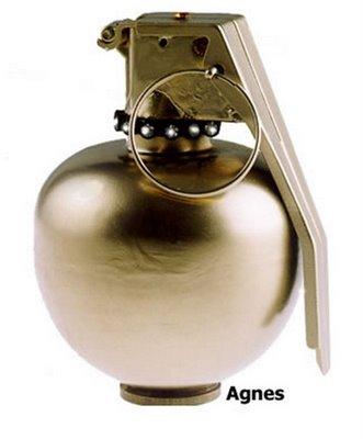 ladies grenade