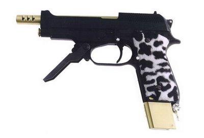 automatic  gun girly