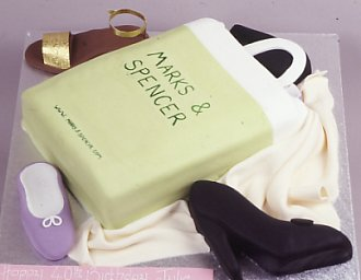 mark and spencer cake