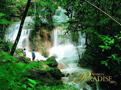 unseen paradise