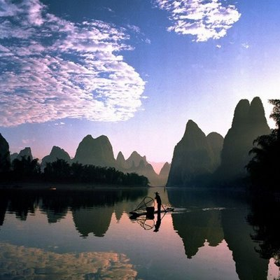 nice view in China