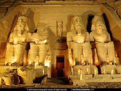phraoh monumen