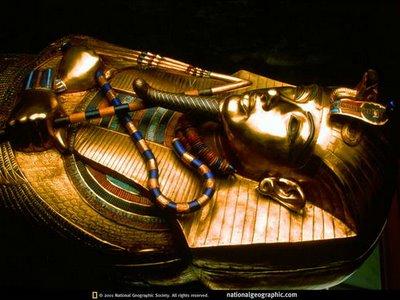 phraoh coffin