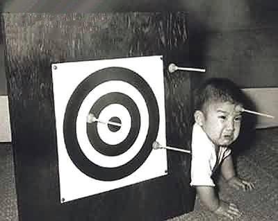 target kid was shot