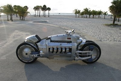 new dodge product tomahawk