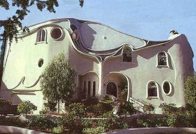 unique house