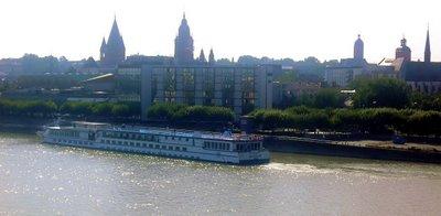Mainzer Skyline