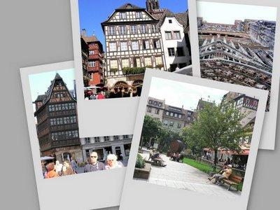 Collage Strasbourg