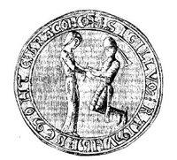 Sceau Raymond de Montdragon