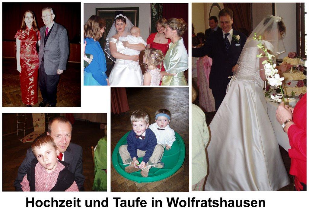 Birgit and Robert go Singapore: Hochzeit, Taufe und andere Ereignisse ...