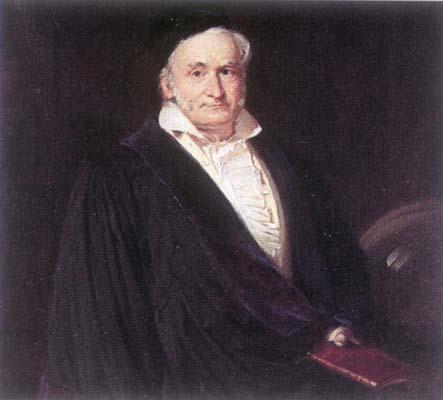 short biography of carl friedrich gauss