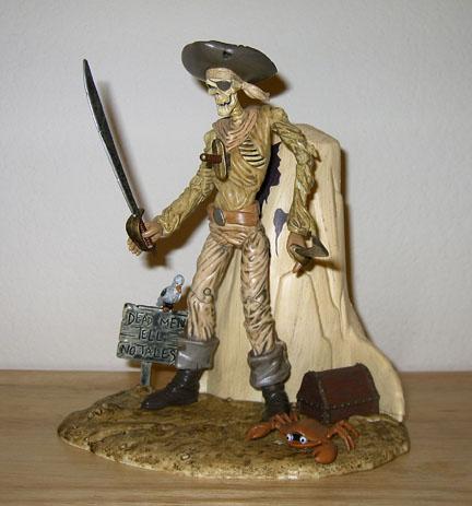 Les Figurines POTC Pillager
