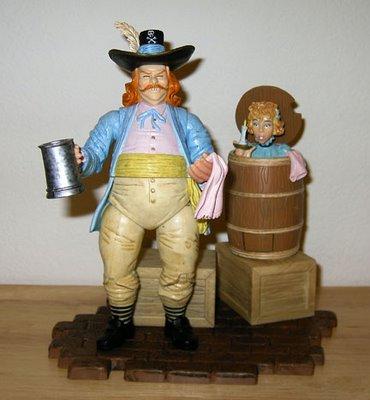 Les Figurines POTC Buccaner