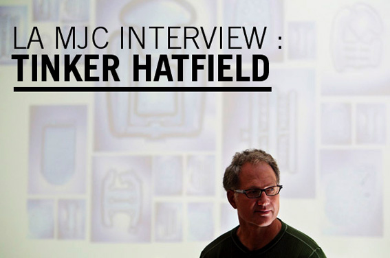 """""""If people don't either love or hate your work, you haven't really done that much."""" Tinker Hatfield"""