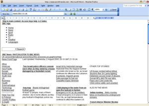 Lee tranquilo tus blogs en el trabajo