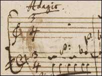 Mozart en la British Library
