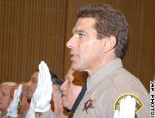Lou Ferrigno sheriff de Los Angeles