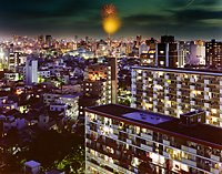 Fotografía: Fotos de Tokio y Osaka de noche