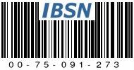 IBSN: Internet Blog Serial Number 00-75-091-273