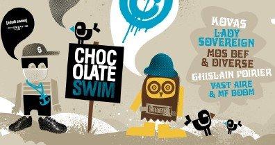 Chocolate Swim promo