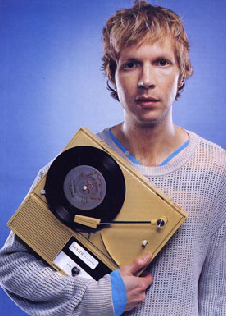 beck and one turntable