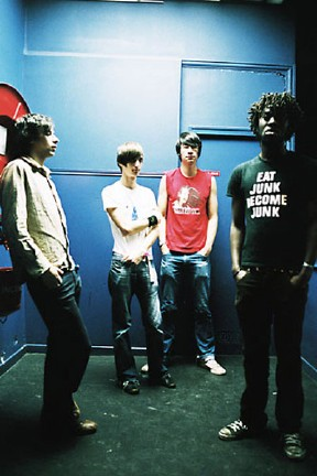 bloc party eat junk