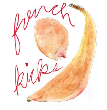 french kicks sexy sexy fruit