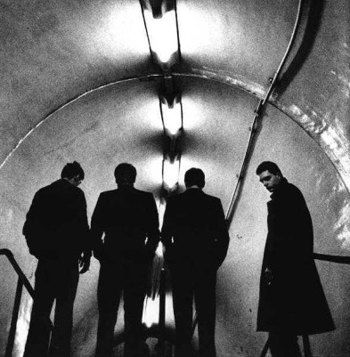 joy division in the tube