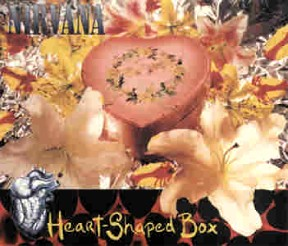 heart shaped box single