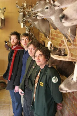 okkervil river, the band
