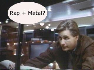 rap + metal