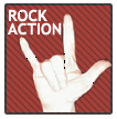 rock action
