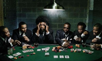 the roots poker