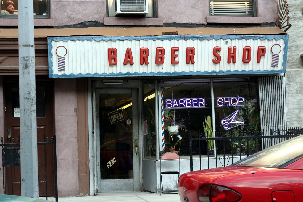 Barber Shop In Long Beach : Brooklyn Ramblings: July 2006