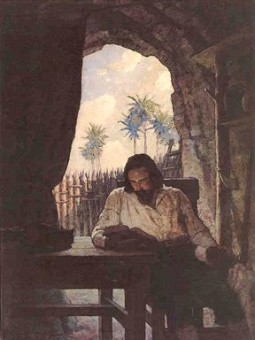 analyse daniel defoe's robinson crusoe within Literacy skills teacher's guide for 3 of 3 robinson crusoe by daniel defoe during a portion of the story, the author uses a diary form to relate the tale.