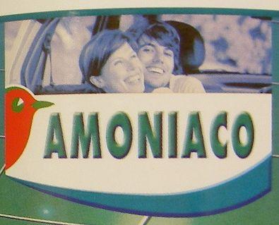 El aroma del amoniaco me hace sentir dichosa, Jose Luis