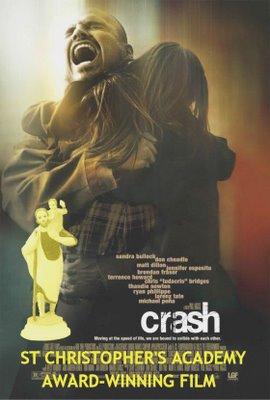 Crash (2004) de Paul Haggis, nada que ver con el inventor de los pañales-bañador Little Swimmers