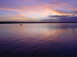 Lake Danao in Camotes Island
