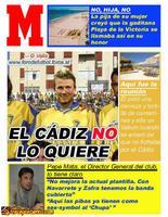El Cadiz no quiere a Beckham