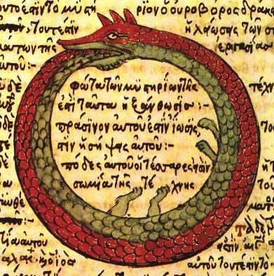 La Reencarnación y la Filosofía Sêshen - Sahú Ari Merek OUROBOROS1