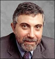 Paul Krugman, by Fred R. Conrad/The New York Times