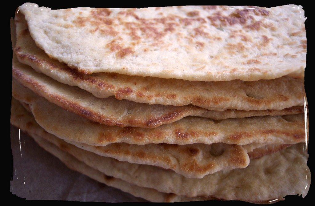 Le p trin mjukt tunnbr d pain plat su dois - Recette pain levure chimique ...
