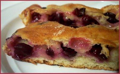 Les Desserts - foccaciaconl%27uvatranchee