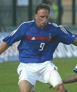 Mon coup de coeur du jour: Franck Ribéry, c'est un avenir bleu écrit en lettres dorées.