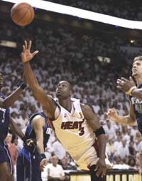 Wade, basketteur-artiste