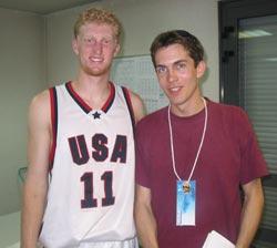 Avec Chase Budinger, promis à un bel en trois lettres dorées (NBA)